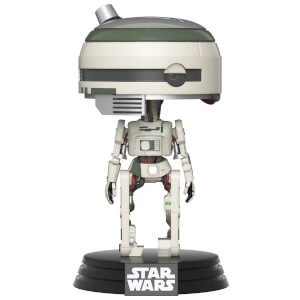 Solo: A Star Wars Story L3-37 Pop! Vinyl Figure