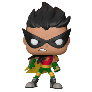 Teen Titans Go! Robin Pop! Vinyl Figure