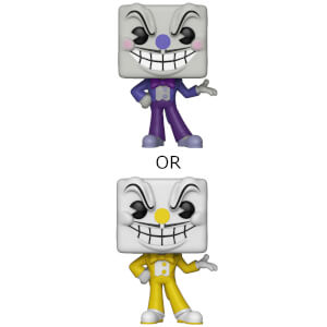 Figura Pop! Vinyl King Dice - Cuphead