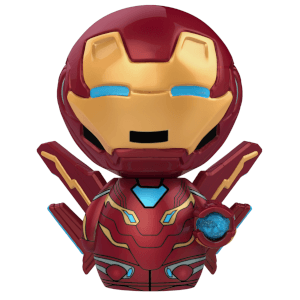 Marvel Avengers Infinity War Iron Man with Wings Dorbz Figuur