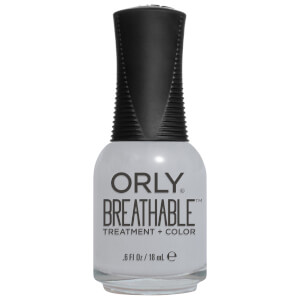 Vernis à Ongles Breathable Traitement + Couleur Power Packed ORLY 18 ml