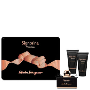 Salvatore Ferragamo Misteriosa X17 EDP 50ml Coffret Lotion and Gel