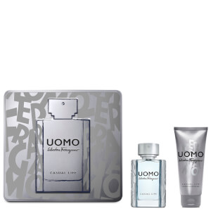 Set EDT Uomo Casual Life X17 de Salvatore Ferragamo 50 ml