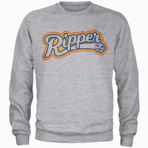 How Ridiculous Ripper Sweatshirt - Sports Grey