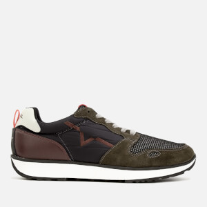 Diesel Men's RV Runner Trainers - Dark Shadow