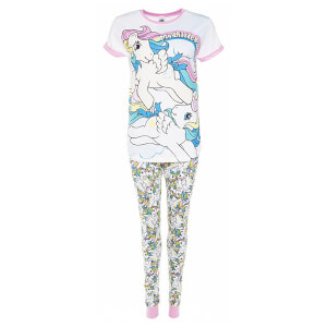 My Little Pony Women's Pyjamas - White