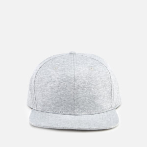 Jack & Jones Men's Classic Snapback Cap - Light Grey Melange