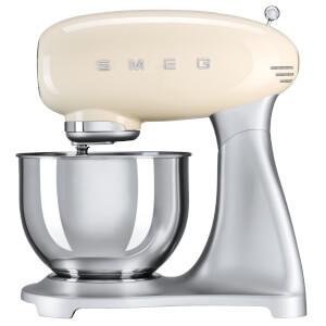 Smeg SMF01CRUK Stand Mixer - Cream