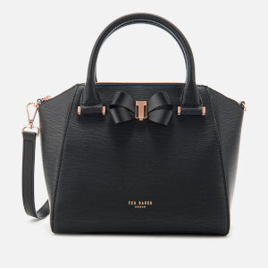 Ted Baker Women's Charmea Bow Detail Small Tote Bag - Black