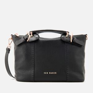 Ted Baker Women's Salbett Bridle Handle Small Tote Bag - Black