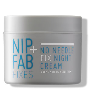 NIP+FAB No Needle Fix Night Cream -yövoide 50ml