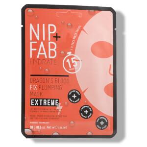 NIP+FAB Dragons Blood Fix Extreme Plumping Mask -kasvonaamio 18g