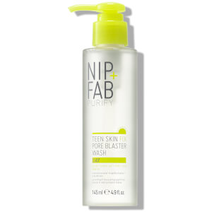 NIP+FAB Teen Skin Fix Pore Blaster Day Wash 145ml