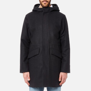 A.P.C. Men's Parka Kid - Anthracite Chine