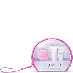 FOREO Get Up and Glow Skin Care Gift Set
