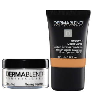 Dermablend Natural Finish Set - 55W Copper