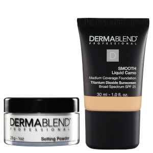Dermablend Natural Finish Set - 30N Camel