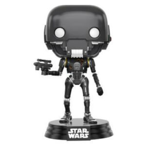 Figurine Pop! K-2SO Combat EXC NYCC 2017 - Star Wars: Rogue One
