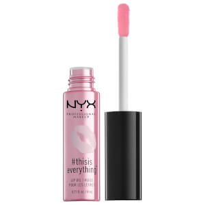 Lip Oil NYX Professional Makeup #THISISEVERYTHING