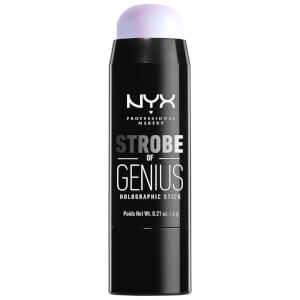 NYX Professional Makeup Strobe of Genius Holographic Stick - Electric Invasion