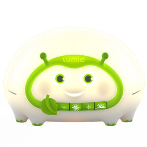 Lumie Bedbug Childrens Wake-Up Light Alarm Clock