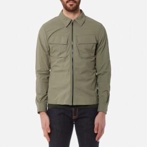 Belstaff Men's Talbrook Overshirt - Ash Green