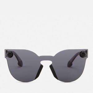 Christopher Kane Women's Cat Eye Sunglasses - Grey
