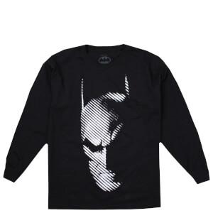 DC Comics Boys' Batman Noir Long Sleeve T-Shirt - Black