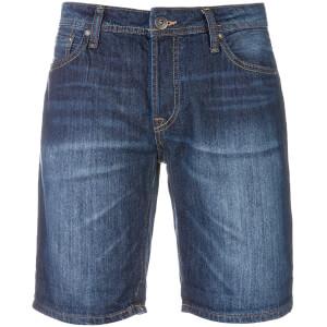 Jack & Jones Men's Originals Rick Originals721 LID Denim Shorts - Dark Wash