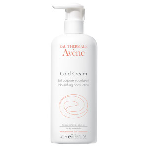 Lait corporel nourrissant Cold Cream Avène 400 ml