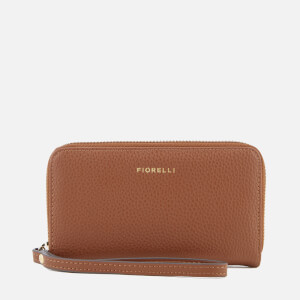 Fiorelli Women's Finley Medium Zip Around Wallet - Tan