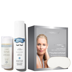 REN Scent to Sleep Bundle Set (Worth £77.00)