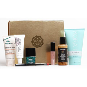 GLOSSYBOX Holiday Limited Edition 2013