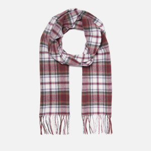Barbour Shilhope Check Scarf - Dress McDuff