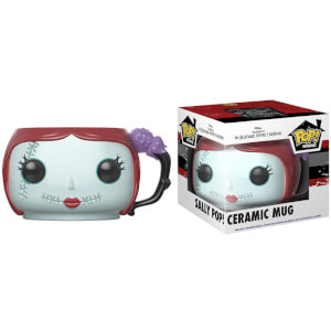 The Nightmare Before Christmas Sally Funko Pop! Home Mug