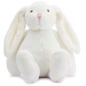 Bark & Blossom Large White Bunny