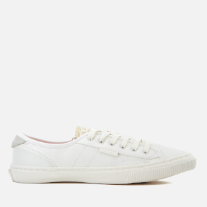 Superdry Women's Low Pro Luxe Trainers - Ivory