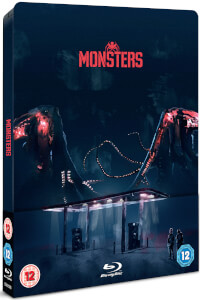 Monsters - Zavvi UK Exclusive Limited Edition Steelbook