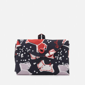 Radley Women's Speckle Dog Foldaway Tote Bag - Ink