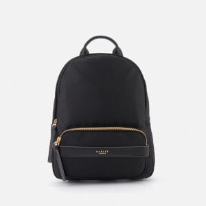 Radley Women's Harley Medium Ziptop Backpack - Black