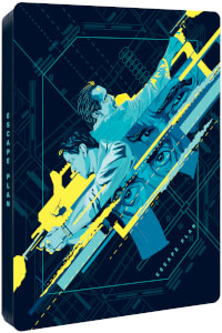 Escape Plan - Zavvi UK Exklusives Limited Edition Steelbook