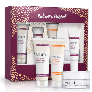 Murad Radiant and Polished Set (Worth $81)