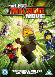 The LEGO Ninjago Movie (Digital Download)