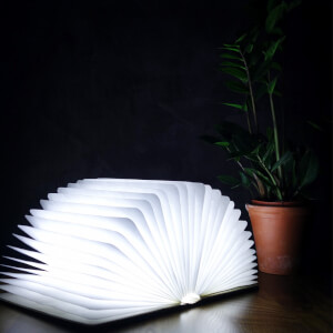Gingko Mini LED Smart Buchlampe