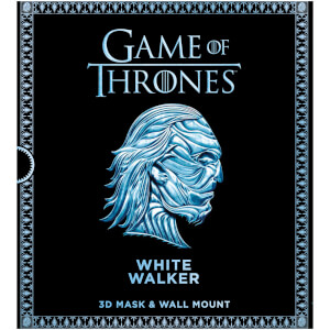 Game of Thrones Weißer Wanderer 3D Maske
