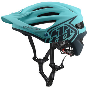 Troy Lee Designs A2 MIPS Decoy MTB Helmet - Aqua