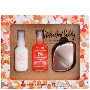 Bumble and bumble Sp(oil)ed Silly Hairdresser's Invisible Oil x Tangle Teezer Gift Set