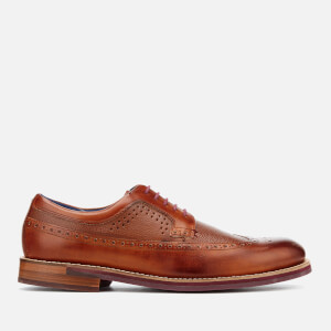 Ted Baker Men's Deelani Leather Brogues - Tan