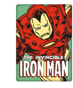 Marvel Iron Man - Metal Magnet