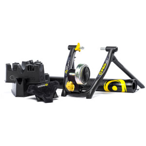 CycleOps Super Magneto Pro Winter Turbo Trainer Bundle